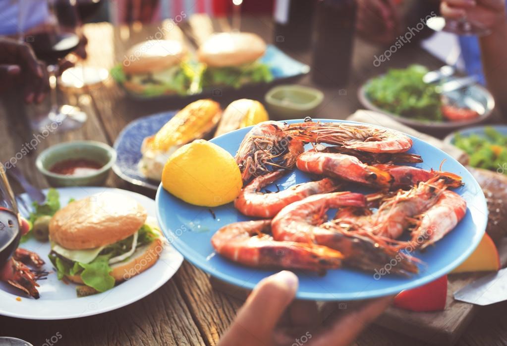 lecker essen auf Tisch — Stockfoto © Rawpixel #83266708