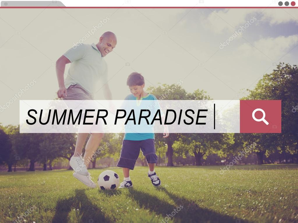 Summer Paradise Search