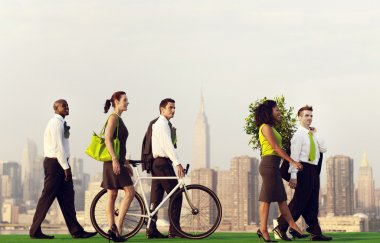 Green Business in the City