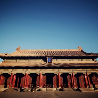 The Majestic Forbidden City Concept