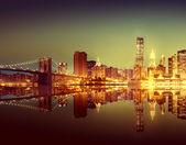 Fotografia Bellissimo paesaggio urbano moderno