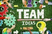 Fotografie Diversity People and Teamwork Concept