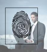ujjlenyomat-azonosítási koncepció