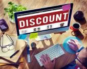 Discount Price, Promotion Concept