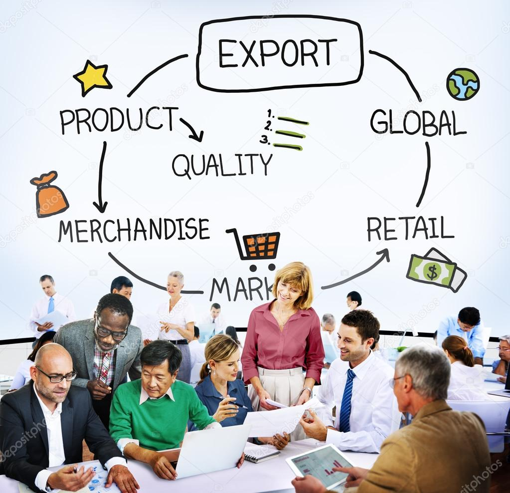Export Product Merchandise