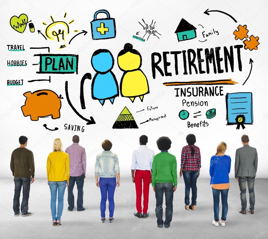 Afbeeldingen Pensioen