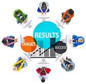 Cíl úspěch plánování strategie koncepce