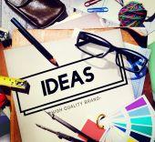 Nápady, inspirace a motivace koncepce