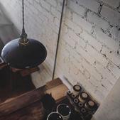 Fotografie Design interiéru v kavárně