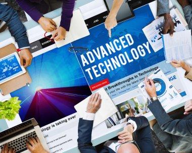 Advanced Technology, Innovation Concept