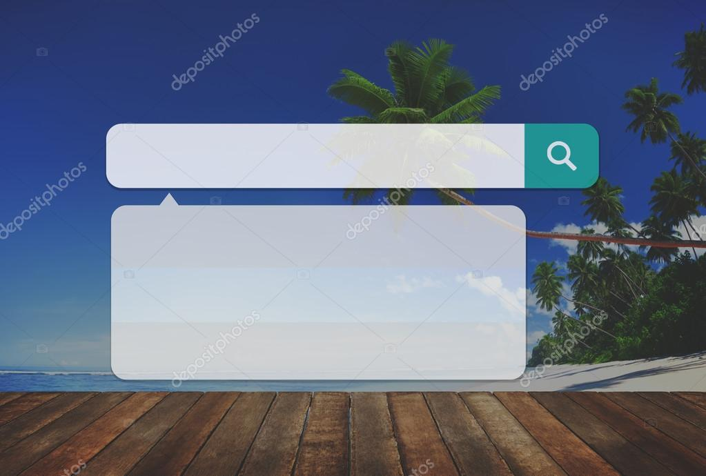Internet Search frame