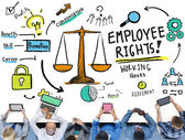 Fotografie Employee Rights Concept