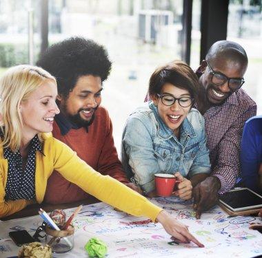 Start up, Business Team Meeting