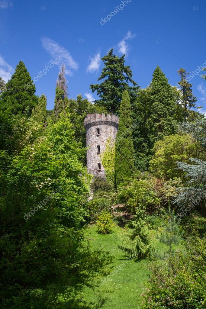 Powerscourt Gardens, Co. Wicklow — Stock Photo © David_Soanes #56940771