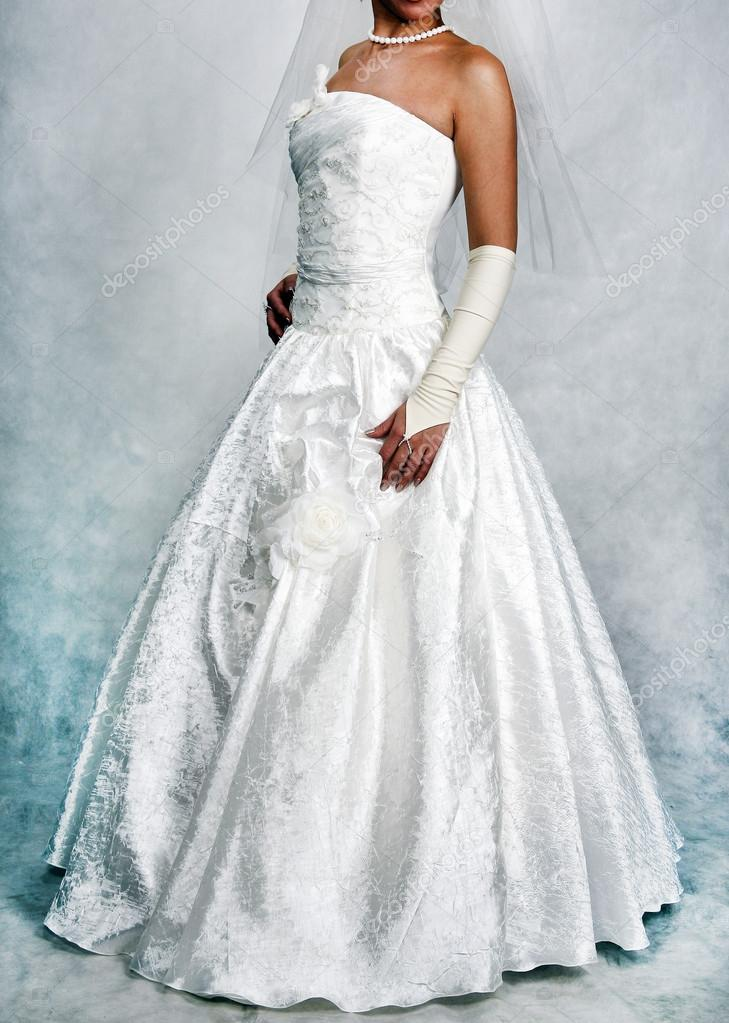 Wedding Dress Different Types Of Dresses Stock Photo 52657105