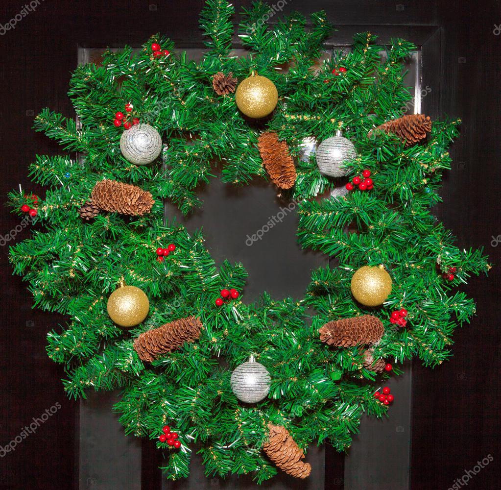 Christbaumschmuck Glocken Sternen Kugeln Weihnachten Kranze Tabs