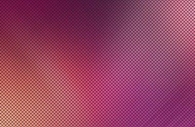Metallic pink gradient background (mosaic)