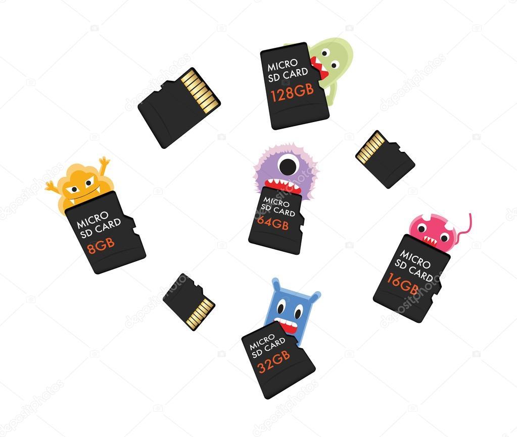 virus en tarjeta de memoria