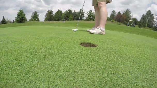 Machen die Putt Golf
