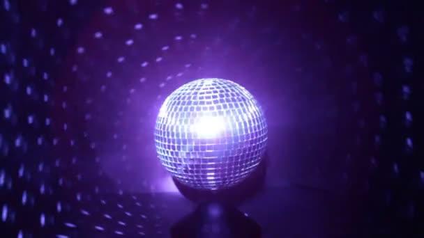 Disco Ball-kék fény