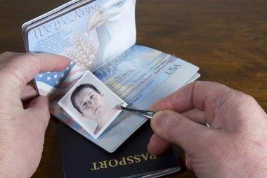 Forging Travel Documents