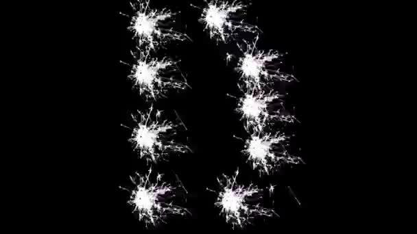 D, sparkler,black