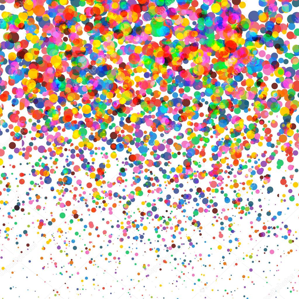 colorful confetti isolated on transparent square streamer clip art transparent streamers clip art free