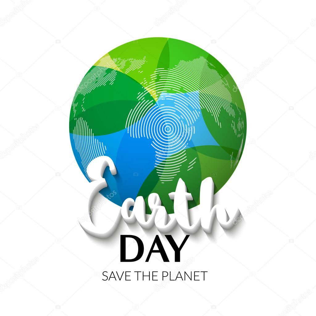 Earth day earth world map globe sign hand drawn lettering quote earth world map globe sign hand drawn lettering quote earth day greeting card poster web design typography poster for earth day vector de gumiabroncs Images