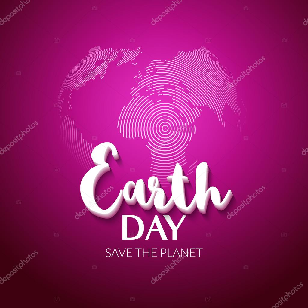 Earth day earth world map globe sign hand drawn lettering quote earth world map globe sign hand drawn lettering quote earth day greeting card poster web design typography poster for earth day gumiabroncs Gallery