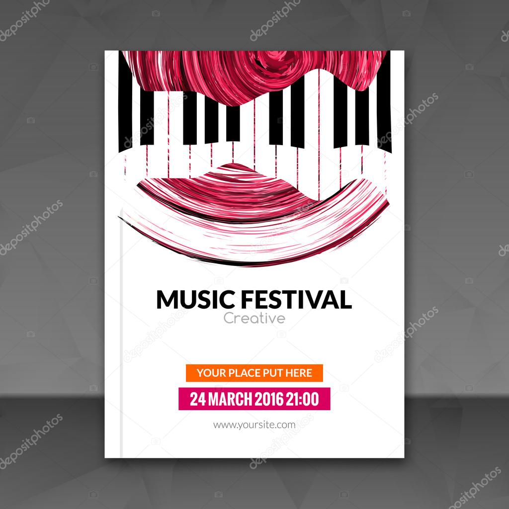 musical flyers