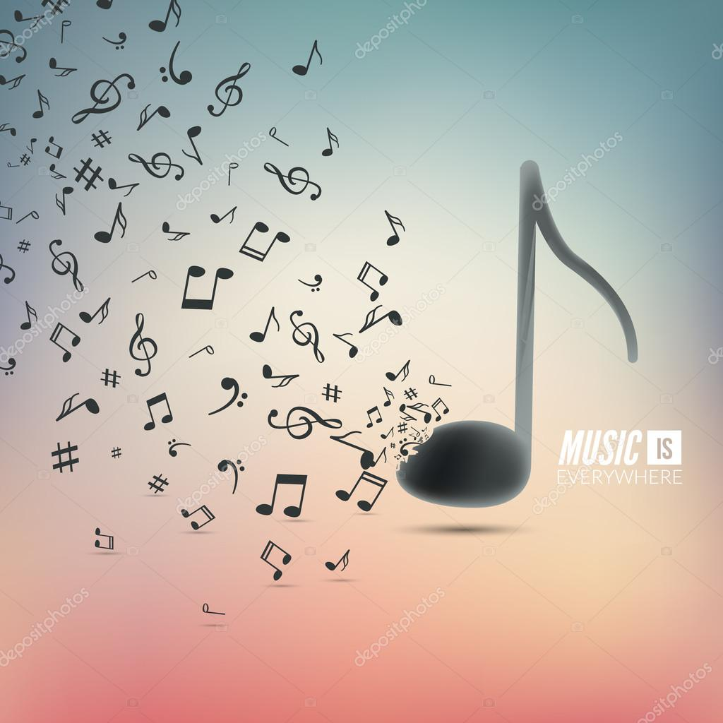 ===Es la Música...=== - Página 3 Depositphotos_112761160-stock-illustration-vector-abstract-musical-background-with