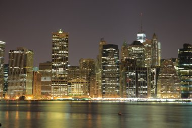 Manhattan. New York City. United States of America