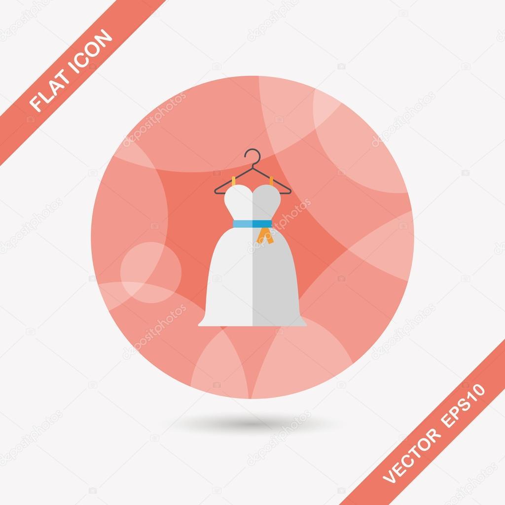Anticuado Icono Del Vestido De Novia Ideas Ornamento Elaboración ...