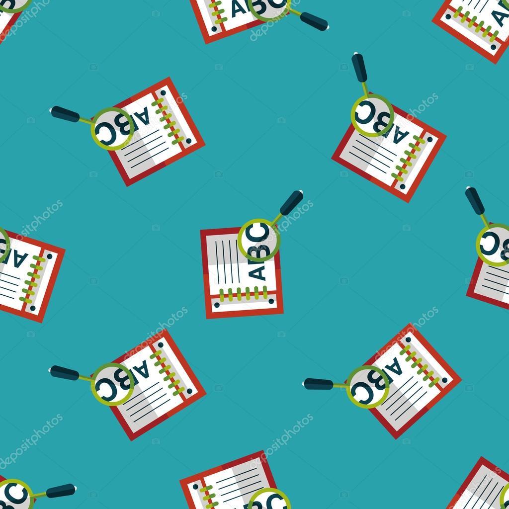 Rechercher L Icone Plate Du Dictionnaire Livre Eps10 Sans