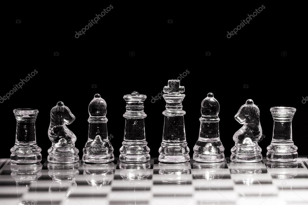 Chess game — Stock Photo © kehawan #53722165