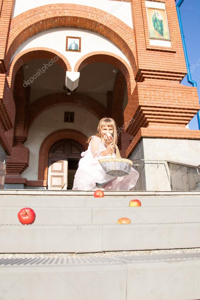 Orthodoxe Mädchen