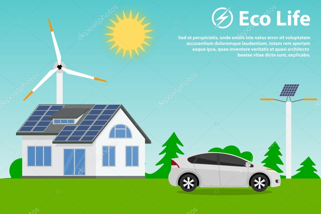benefits of sustainability and developing the use of renewable sources of energy