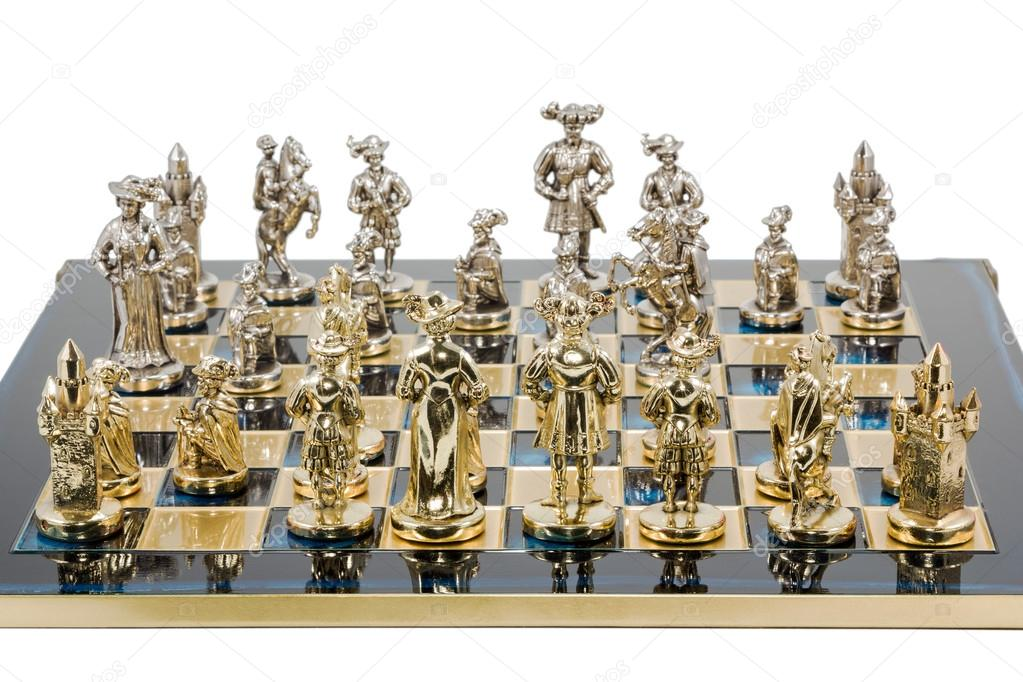 Gift set decorative chess stock photo grashalex 63809767 - Ornate chess sets ...