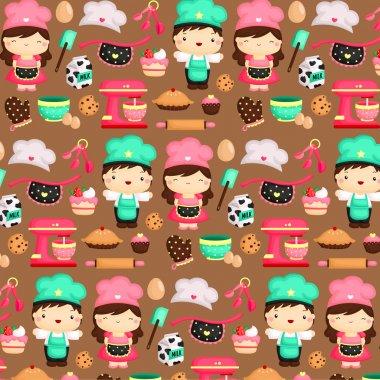 Baker Background