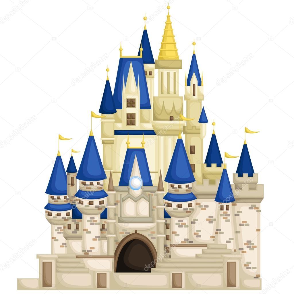 Kingdom Castle Stock Vector C Comodo777 76935689