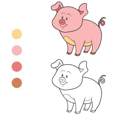 Coloring book (piget)