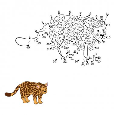Numbers game (jaguar)