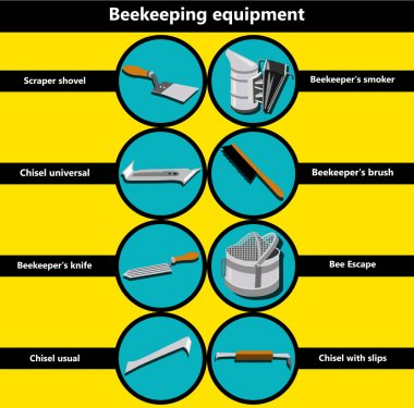tools beekeeper