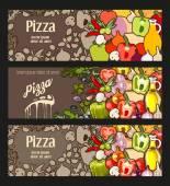 Pizza szórólap