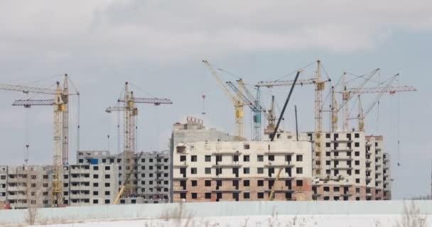 Výstavba nového města