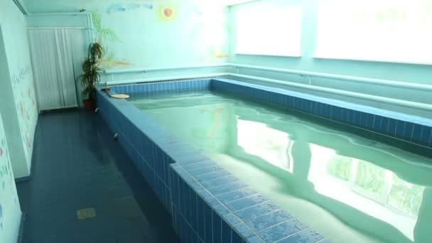 Ein kleiner Swimmingpool für Kinder