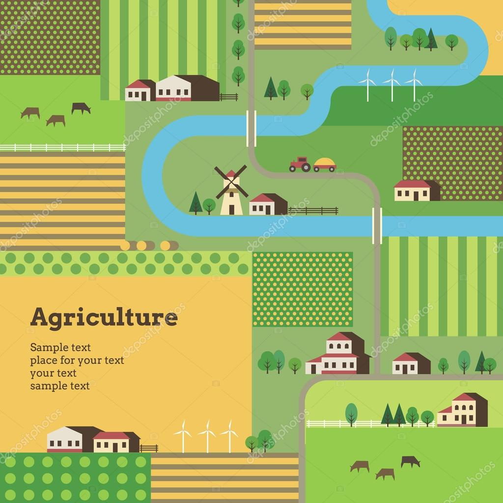 Rural life and agriculture