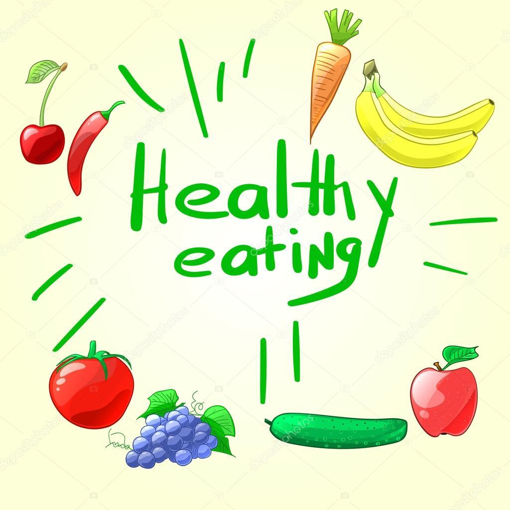 Dibujos Alimentacion Saludable Una Alimentación Saludable