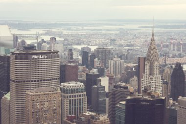 Metlife Building and Chrysler Building