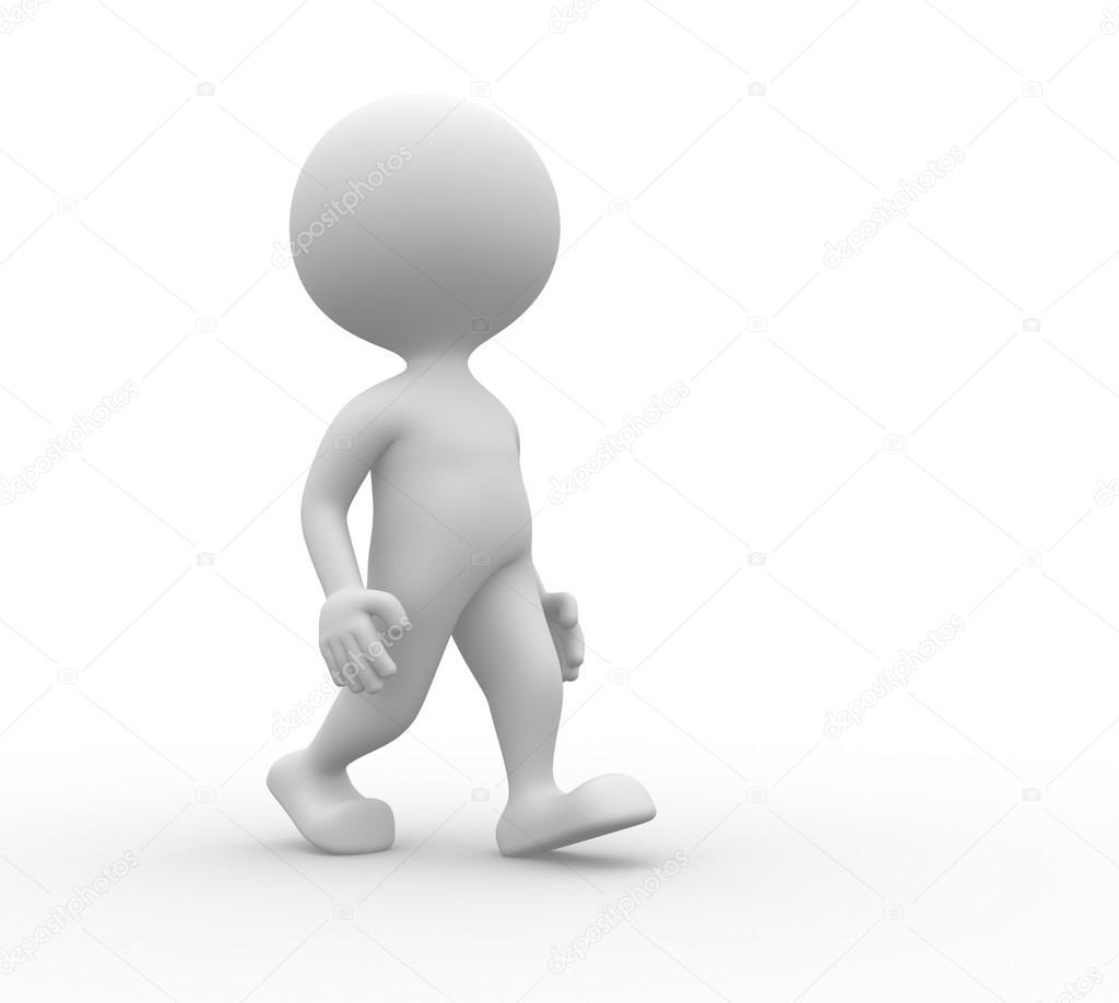 Une personne qui marche photographie orlaimagen 62067029 for Creer une entreprise qui marche
